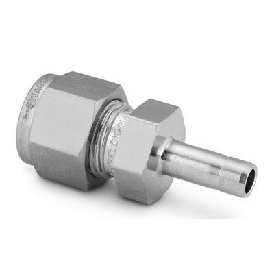 316 Stainless Steel Swagelok SS-600-7-4 Tube 3//8 x 1//4 Female Connector
